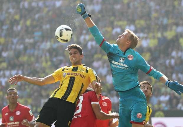 Bartra doubtful for Dortmund's clash with Freiburg