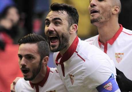 Sevilla, el equipo que nunca se rinde