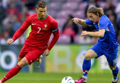 Previa Euro: Croacia - Portugal