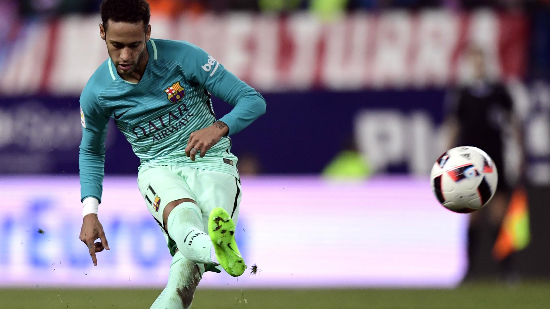 Neymar Atletico Madrid Barcelona Copa del Rey