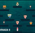 Galeria: A seleção da La Liga