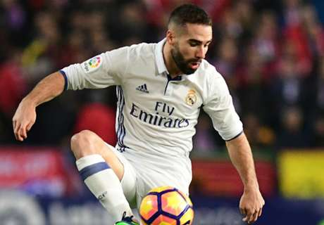 Carvajal apologises for middle finger