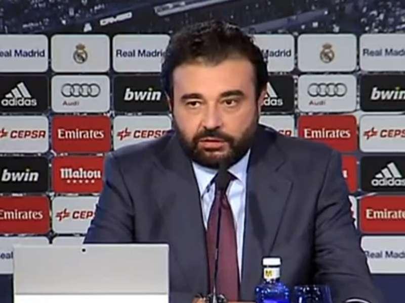 """Real Madrid, """"un cas complètement différent de celui du Barça"""""""