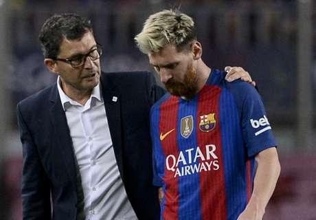 Messi Berterima Kasih Kepada Gladbach