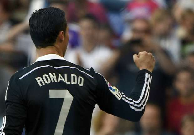Führte sein Team in Barcelona zum Sieg: Cristiano Ronaldo