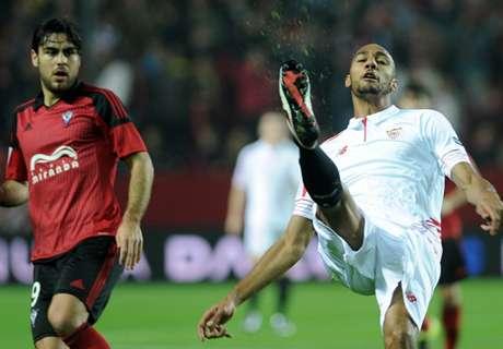 REVIEW: Valencia Tertahan, Sevilla Mulus