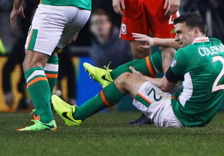 'Ireland must reach WC for Coleman'