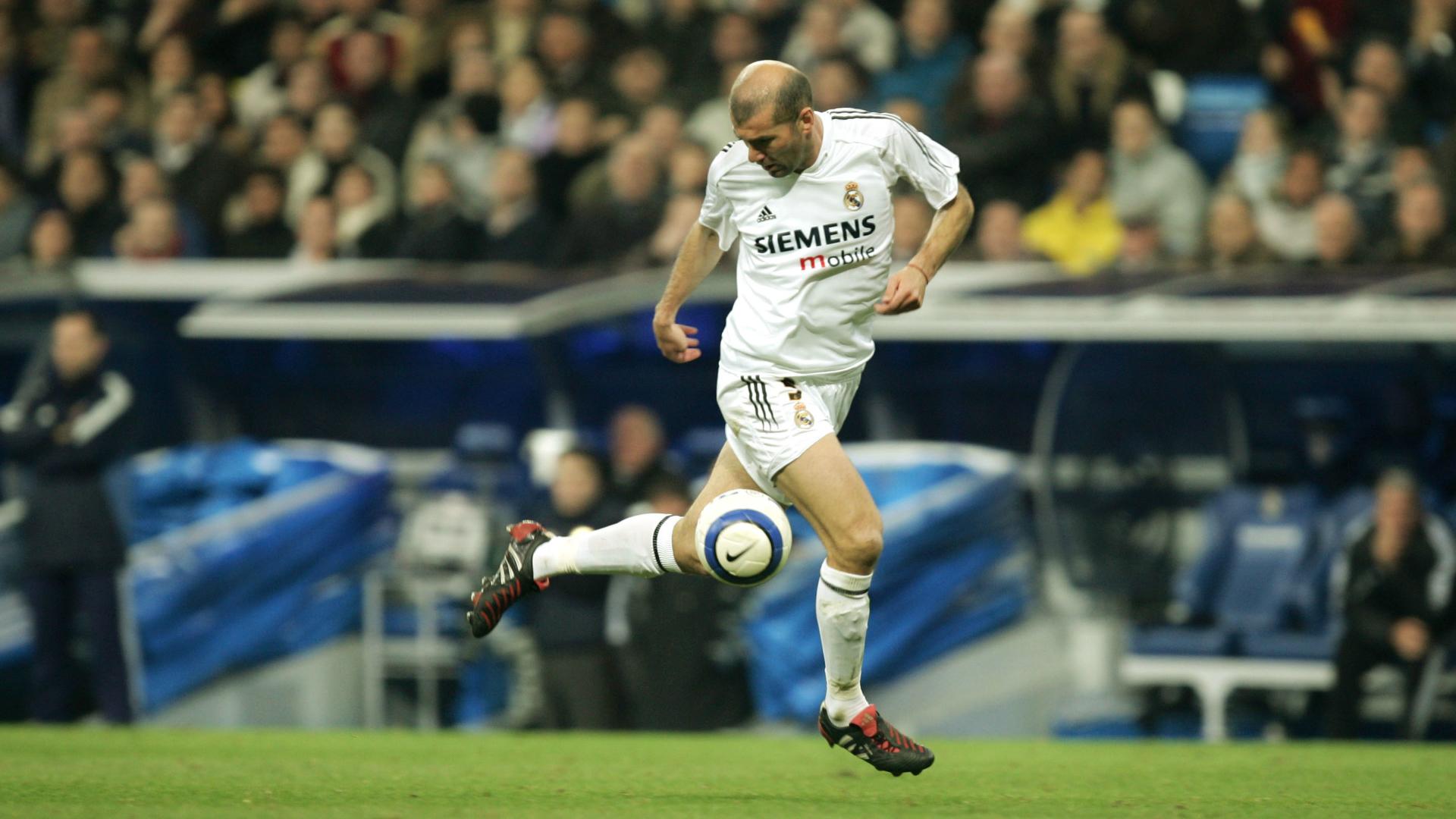 Zinedine Zidane - Real Madrid - Goal.com