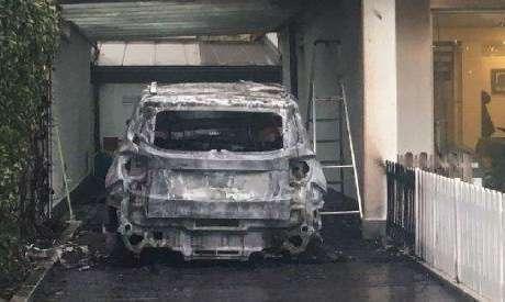 Teror Pembakaran Bikin Presiden Pescara Keder