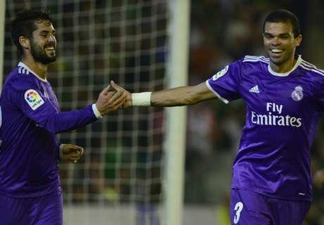 Betis-Real Madrid 1-6, résumé de match