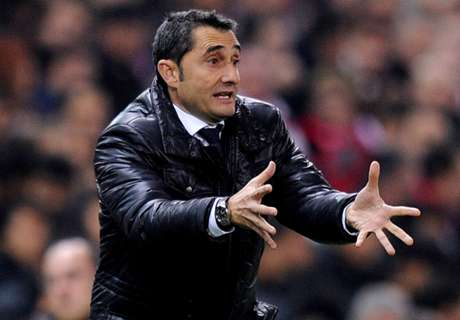 Valverde leading race to be Barca boss