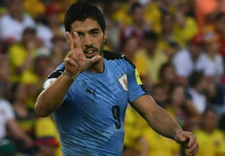 Pérou-Uruguay, Suarez de retour