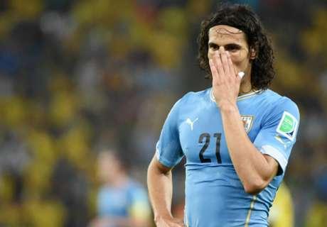 Amistoso: Marruecos 0-1 Uruguay