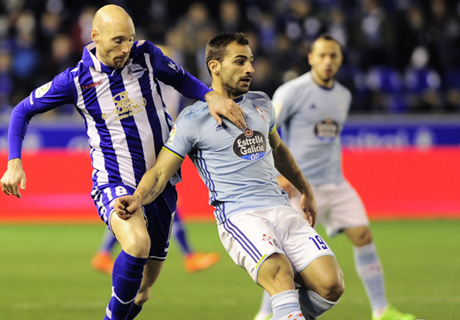 Alaves-Celta Vigo 1-0, résumé de match