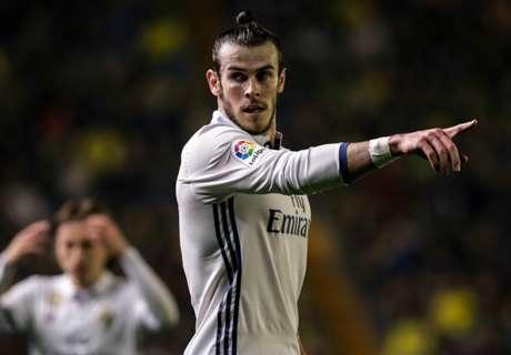 Bale se marchó lesionado