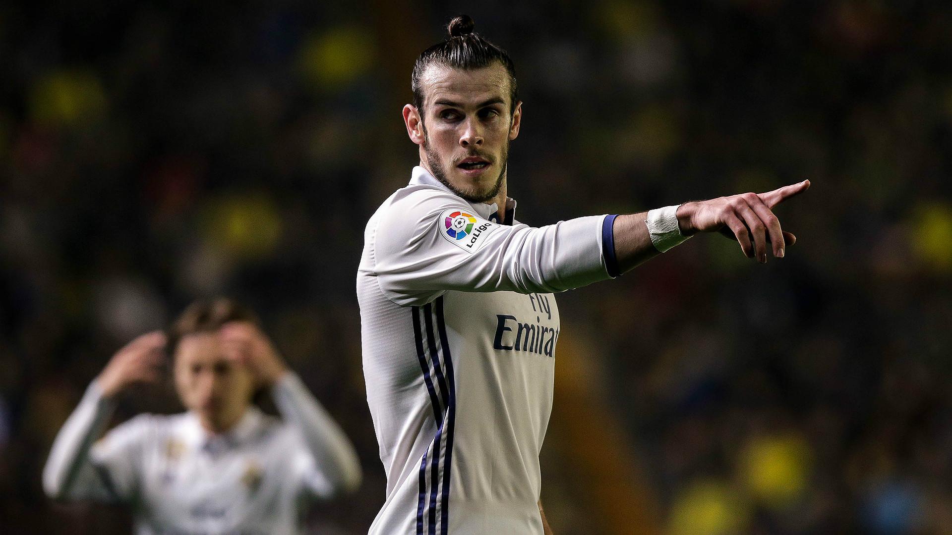 Gareth Bale Villarreal Real Madrid LaLiga 26022017