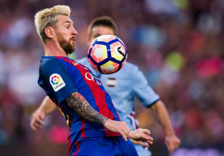 Messi dominates Gamper trophy