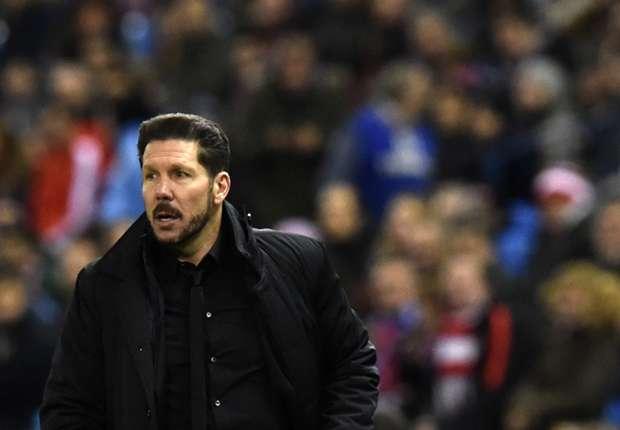 "Simeone : ""Ma place est à l'Atlético Madrid"""
