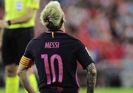 Barcelona wil contract Messi verlengen
