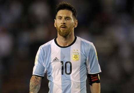 Maradona outrage at FIFA's Messi ban