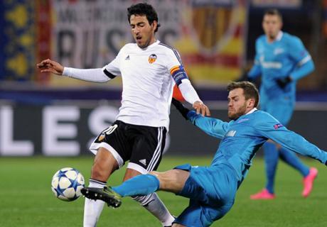 Zenit-Valence (2-0), résumé du match