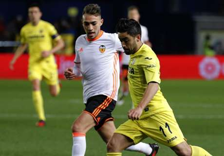 Valencia Kejutkan Villarreal