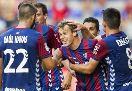 Eibar blijft toch in Primera Division