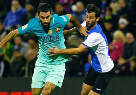 PREVIEW: Barcelona - Hercules