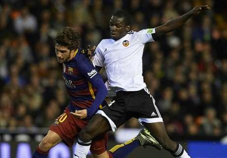 Valencia 1-1 FC Barcelona: Curiosidades