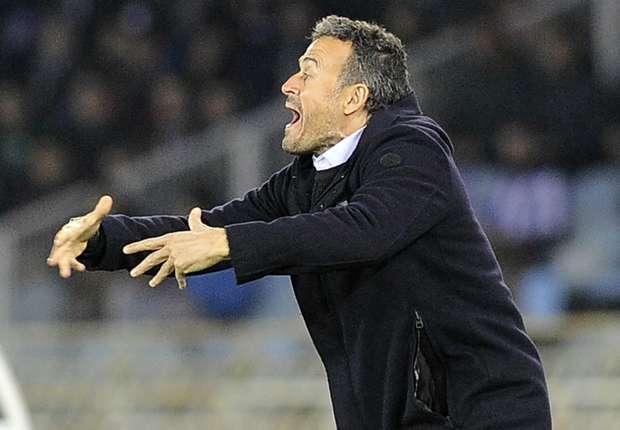 Barcelona were 'pretty bad' against Hercules, admits Luis Enrique