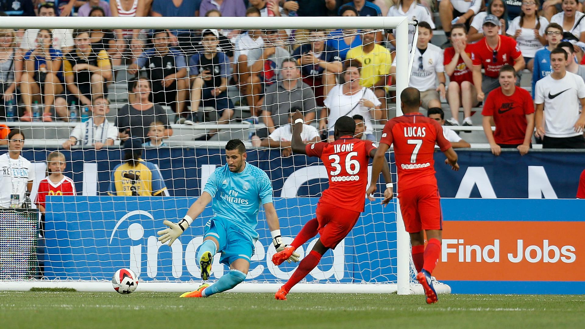 Real Madrid Vs Psg Qatar Stadium