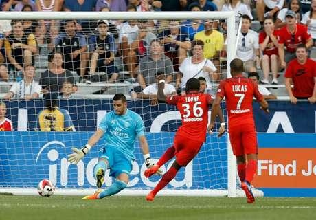 [영상] 레알 마드리드 vs 파리 생제르맹 골 장면