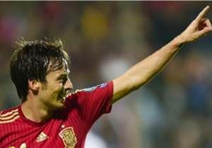 JUGADORES FIJOS | David Silva | Manchester City
