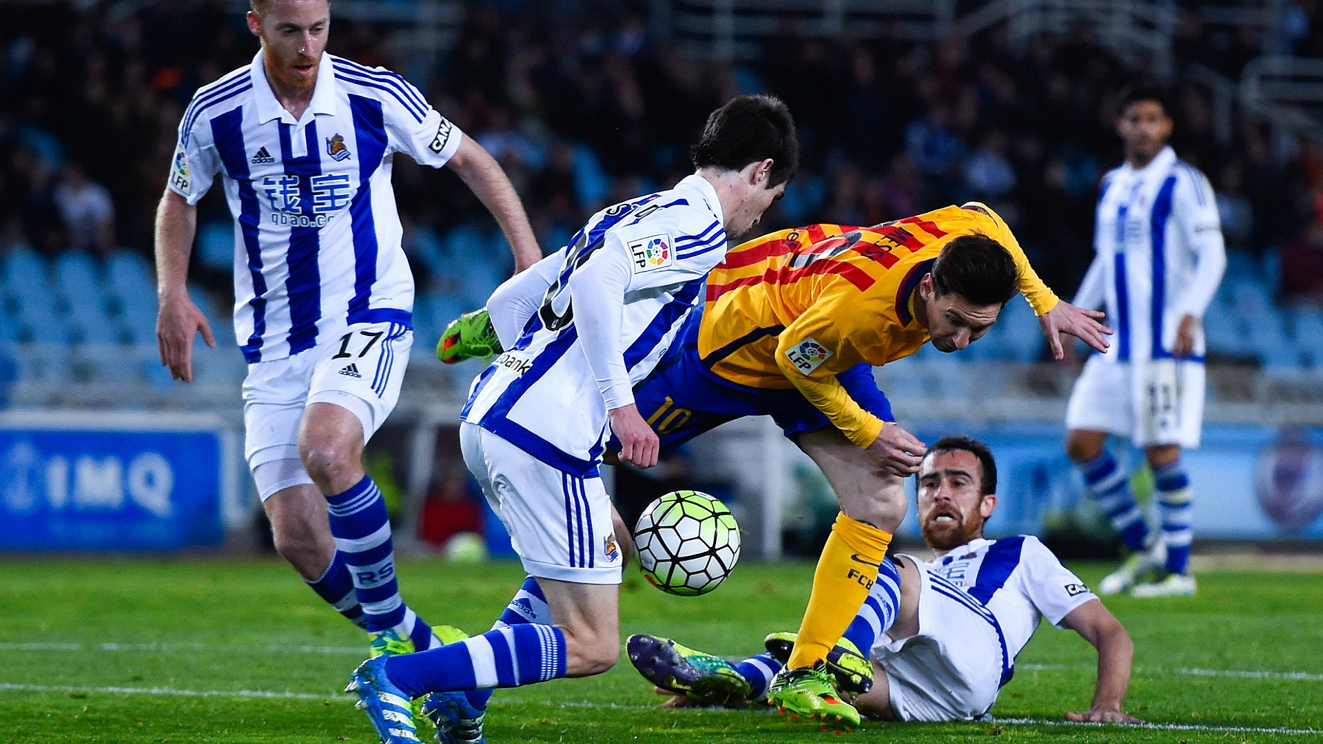 Video: Real Sociedad vs Barcelona