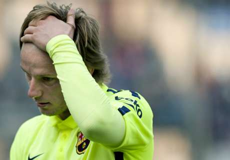 Barca rest Rakitic for Sociedad clash