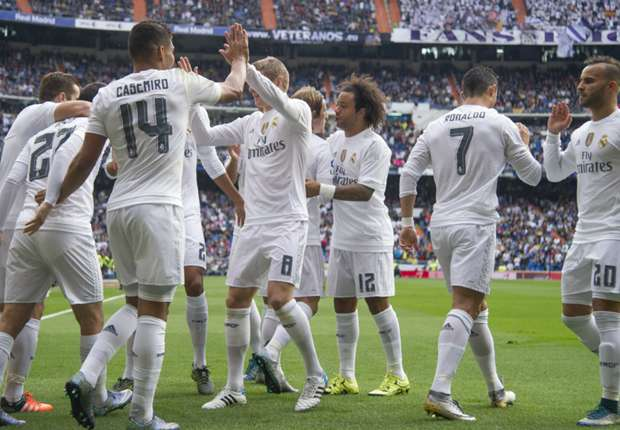 Real Madrid Vs Leganes Match Report