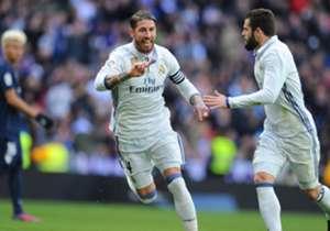 De novo ele e de cabeça! O zagueiro do Real Madrid já decidiu até Champions League para os merengues. Neste sábado (21), marcou contra o Málaga. Goal relembra os momentos em que o espanhol brilhou.