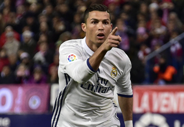 Atletico Madrid 0-3 Real Madrid: Ronaldo sends out title statement with hat-trick