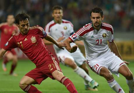 Euro 2016 | Bielorrusia 0-1 España