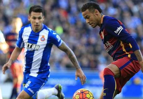 Espanyol: Geen racisme richting Neymar