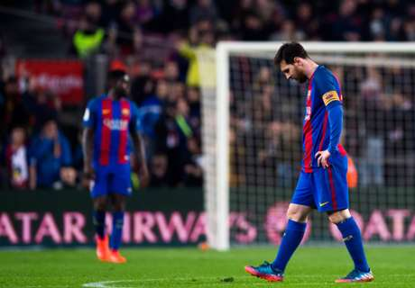 Are Barca & Messi heading for divorce?