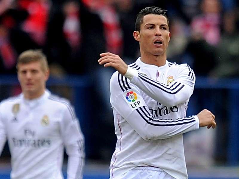 Cristiano Ronaldo: Faltó de todo ante el Atlético, pero creo que ganaremos la Liga aun así