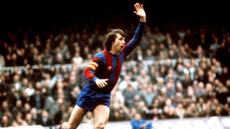 JOHAN CRUYFF (BELANDA): 4 nominasi | Pemenang: 3 | Kedua: 0 | Ketiga: 1.Kredit gambar: FC Barcelona