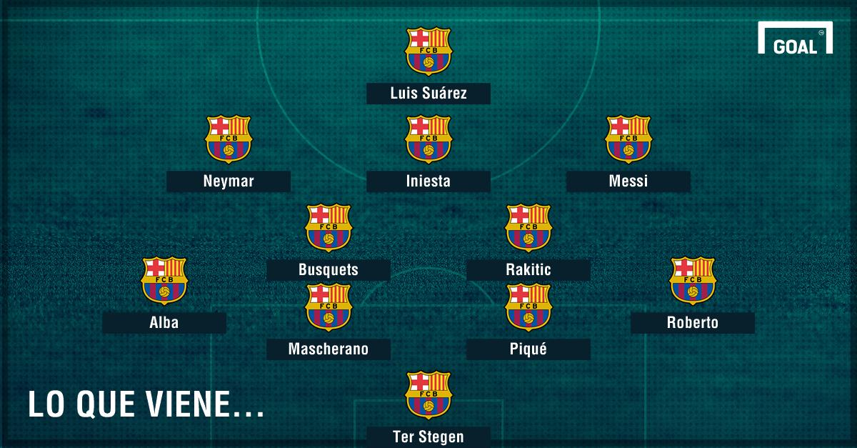 Barça, Luis Enrique prêt à abandonner le 4-3-3 pour opérer une révolution tactique