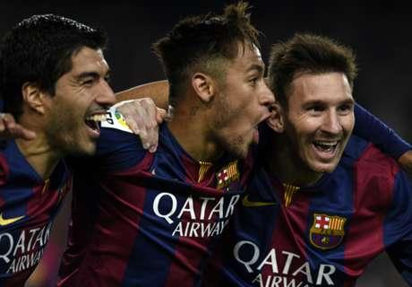 Barca's striking transfer wishlist