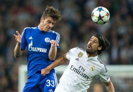Di Matteo: Schalke in a fight for Khedira