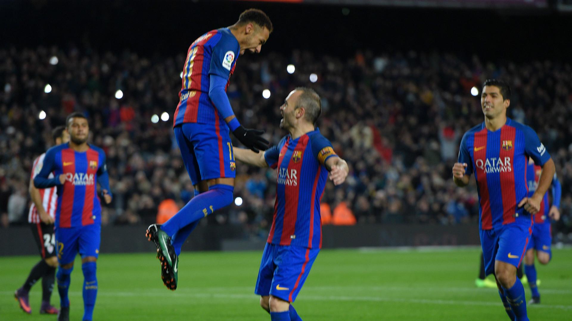 Taça do Rei: Barcelona bate Athletic e segue em prova