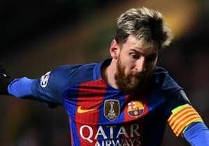 1) LIONEL MESSI, Barcellona - 47 goal (31 Liga, 11 Champions, 4 Coppa del Re, 1 Supercoppa di Spagna)