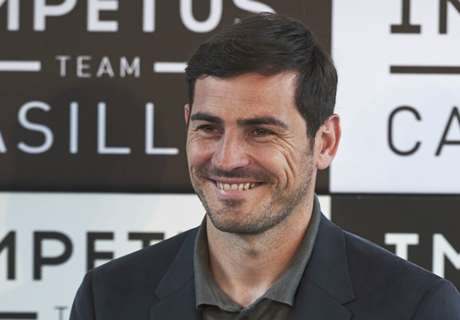 FC Porto, Casillas sur le banc en amical