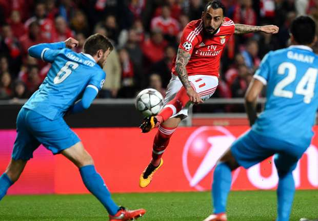Perfect Benfica will get job done in Russia - Vitoria